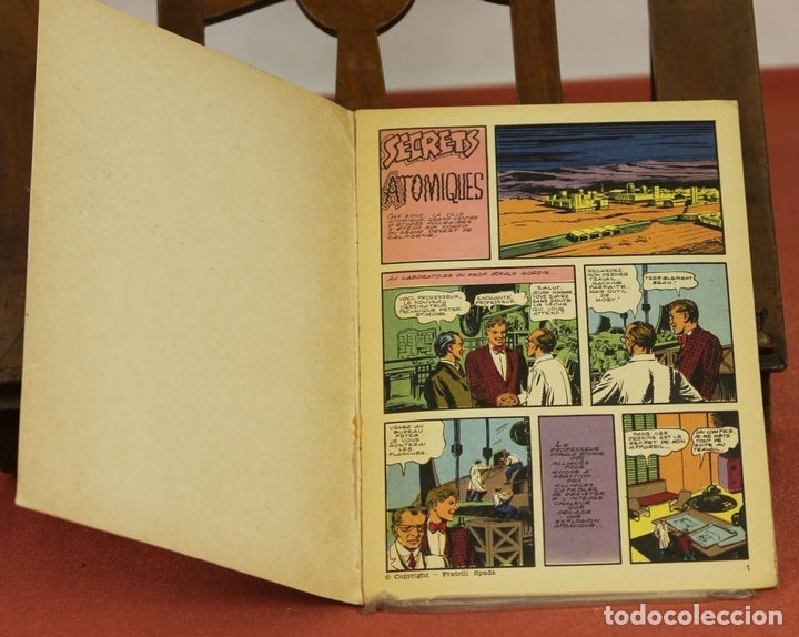 Cómics: 7993 - MANDRAKE. 21 EJEMPLARES. (VER DESCRIPCIÓN). R. VIOLA. EDIT. REMPARTS. 1949-1975. - Foto 26 - 61723812