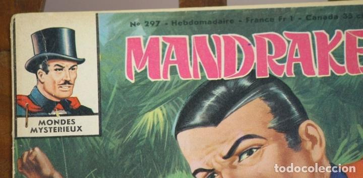 Cómics: 7993 - MANDRAKE. 21 EJEMPLARES. (VER DESCRIPCIÓN). R. VIOLA. EDIT. REMPARTS. 1949-1975. - Foto 31 - 61723812