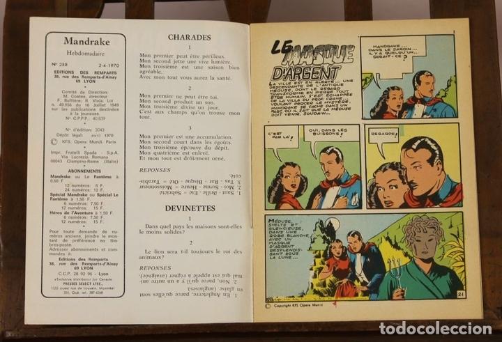 Cómics: 7993 - MANDRAKE. 21 EJEMPLARES. (VER DESCRIPCIÓN). R. VIOLA. EDIT. REMPARTS. 1949-1975. - Foto 34 - 61723812