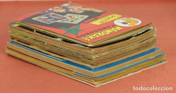 Cómics: 7993 - MANDRAKE. 21 EJEMPLARES. (VER DESCRIPCIÓN). R. VIOLA. EDIT. REMPARTS. 1949-1975. - Foto 37 - 61723812