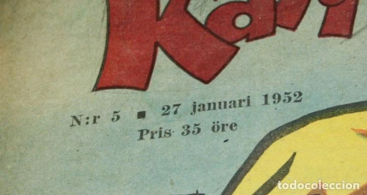 Cómics: 8019 - REVISTA COMIC KARL-ALFRED. 20 EJEMPLARES(VER DESCRIP). AÑOS 50. - Foto 3 - 62057872