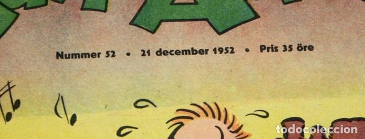 Cómics: 8019 - REVISTA COMIC KARL-ALFRED. 20 EJEMPLARES(VER DESCRIP). AÑOS 50. - Foto 4 - 62057872