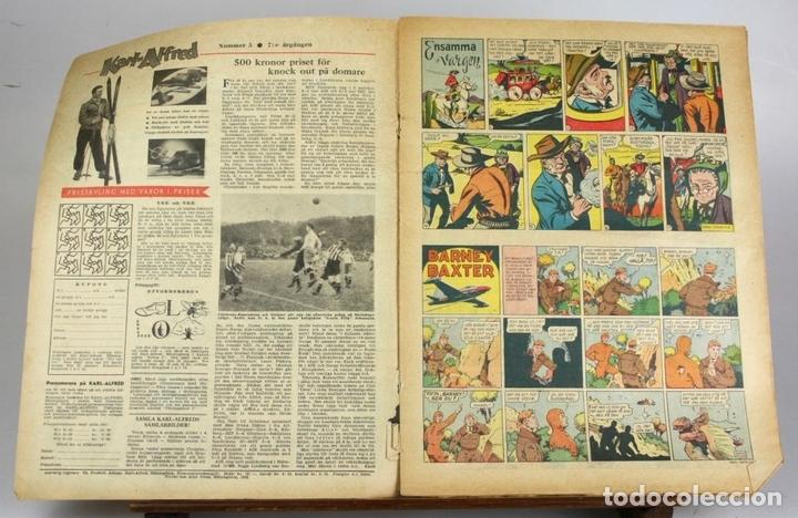 Cómics: 8019 - REVISTA COMIC KARL-ALFRED. 20 EJEMPLARES(VER DESCRIP). AÑOS 50. - Foto 5 - 62057872