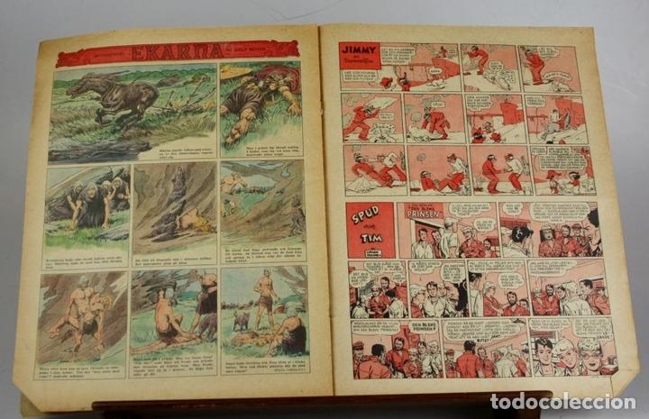 Cómics: 8019 - REVISTA COMIC KARL-ALFRED. 20 EJEMPLARES(VER DESCRIP). AÑOS 50. - Foto 7 - 62057872