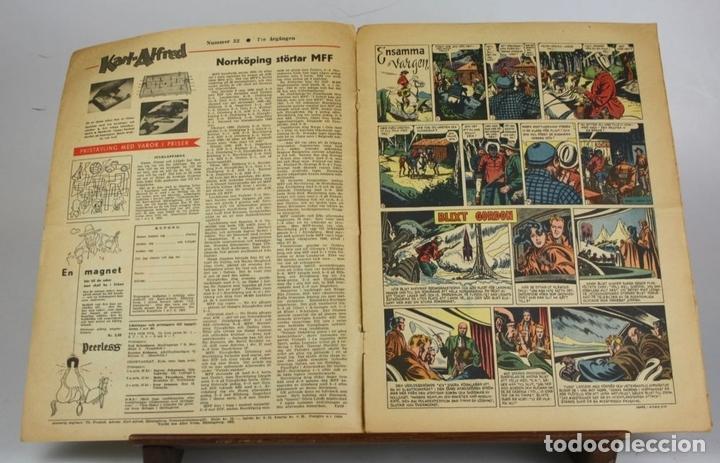 Cómics: 8019 - REVISTA COMIC KARL-ALFRED. 20 EJEMPLARES(VER DESCRIP). AÑOS 50. - Foto 8 - 62057872