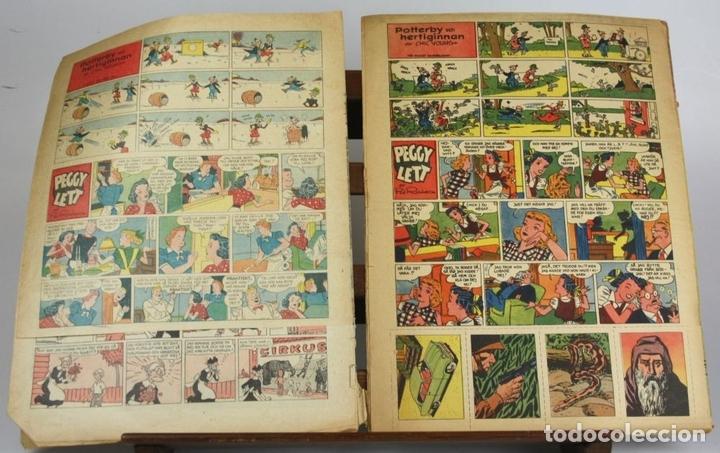 Cómics: 8019 - REVISTA COMIC KARL-ALFRED. 20 EJEMPLARES(VER DESCRIP). AÑOS 50. - Foto 9 - 62057872