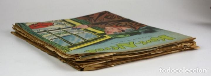 Cómics: 8019 - REVISTA COMIC KARL-ALFRED. 20 EJEMPLARES(VER DESCRIP). AÑOS 50. - Foto 10 - 62057872
