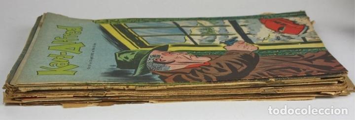 Cómics: 8019 - REVISTA COMIC KARL-ALFRED. 20 EJEMPLARES(VER DESCRIP). AÑOS 50. - Foto 11 - 62057872