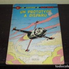 Cómics: LES AVENTURES DE BUCK DANY - UN PROTOTYPE A DISPARU - 1960 -. Lote 62132804