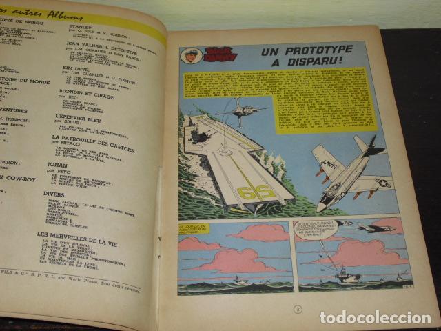 Cómics: LES AVENTURES DE BUCK DANY - UN PROTOTYPE A DISPARU - 1960 - - Foto 3 - 62132804