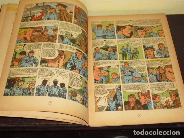 Cómics: LES AVENTURES DE BUCK DANY - UN PROTOTYPE A DISPARU - 1960 - - Foto 4 - 62132804