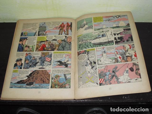 Cómics: LES AVENTURES DE BUCK DANY - UN PROTOTYPE A DISPARU - 1960 - - Foto 5 - 62132804