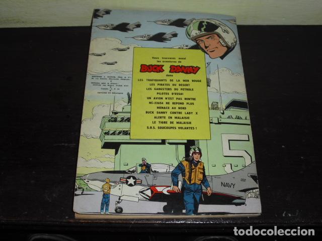 Cómics: LES AVENTURES DE BUCK DANY - UN PROTOTYPE A DISPARU - 1960 - - Foto 7 - 62132804