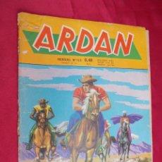 Cómics: ARDAN. MENSUEL. Nº 113. EDITIONS ARTIMA. 1961. EN FRACAIS.. Lote 62443664