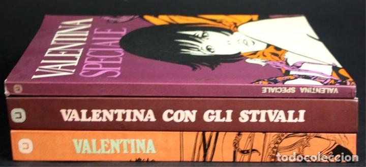 Cómics: 8080 - VALENTINA. COMIC DE ADULTOS 3 EJEM(VER DESCRIP). EDIC. MILANO LIBRI. 1968/1970. - Foto 7 - 63108376
