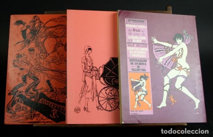 Cómics: 8080 - VALENTINA. COMIC DE ADULTOS 3 EJEM(VER DESCRIP). EDIC. MILANO LIBRI. 1968/1970. - Foto 8 - 63108376