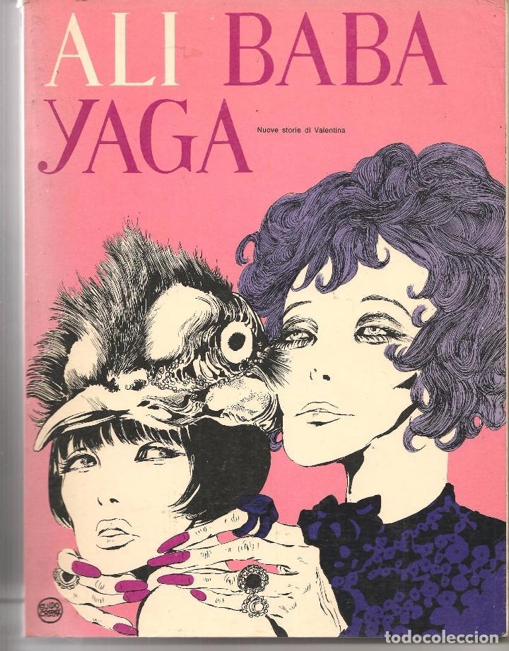 ALI BABA. YAGA NUOVO STORIE DI VALENTINA. MILANO LIBRI EDIZIONI. 1971. (MA)B/ 24 (Tebeos y Comics - Comics Lengua Extranjera - Comics Europeos)