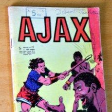 Cómics: EL JABATO EN FRANCÉS - CON EL JABATO EN PORTADA - AJAX 1ª SERIE - Nº 35 - OCTUBRE 1967- FRANCIA. Lote 64150771