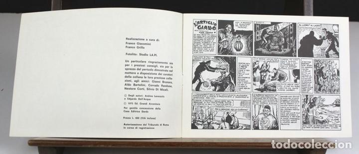 Cómics: 8149 - GIM TORO. 32 EJEMPLARES. (VER DESCRIPCIÓN). EDIC. GRANDI AVVENTURE. 1975. - Foto 3 - 65454790