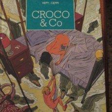 Cómics: CROCO AND CO --VEPY--CEPPI. Lote 65668430