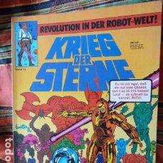 Cómics: KRIEG DER STERNE -COMIC STARWARS EN ALEMAN -GERMANY N.12. Lote 65729906