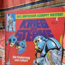 Cómics: KRIEG DER STERNE -COMIC STARWARS EN ALEMAN -GERMANY N.14. Lote 65730218
