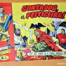 Cómics: EL CAPITÁN TRUENO EN PORTUGUÉS - CUADERNILLO Nº 43 - EDITADO EN PORTUGAL - CAPITAO TROVAO - AÑO 1959. Lote 68314277
