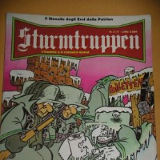 Cómics: STURMTRUPPEN N. 3 (1) FEBBRAIO - MARZO 1985, BONVI, ED. COMIC ART, EN ITALIANO. Lote 68406777
