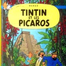 Tintin et les Picaros - 1ª edición en francés