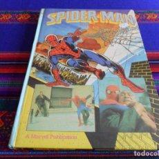 Cómics: SPIDERMAN SPIDER-MAN ANNUAL VERSIÓN INGLESA AÑOS 70 EN TAPA DURA. MUY RARO.. Lote 69070173