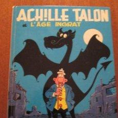 Cómics: ACHILLE TALON--GREG. Lote 70055865