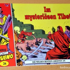 Cómics: EL CAPITÁN TRUENO EN ALEMÁN - Nº 26 - VÍCTOR MORA Y AMBRÓS - EN MUY BUEN ESTADO - COMO NUEVO. Lote 70310689