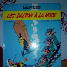 Cómics: LUCKY LUKE 55 SOLO ANTE LOS DALTON. LEER DESCRIPCION Y VER FOTOS Y VIDEO. Lote 71659111