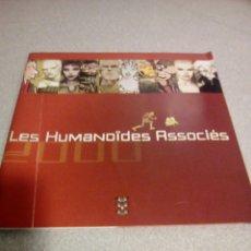 Cómics: LES HUMANOIDES ASSOCIES - ALPEN PUBLISHERS. Lote 72422634