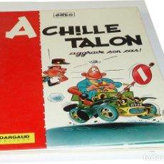 Cómics: EN FRANCÉS - 9 VOLS. COLECCIÓN DARGAUD - ACHILLE TALON - (1965-1976) - GREG. Lote 72871263