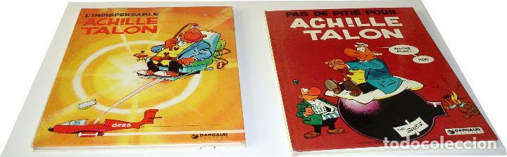 Cómics: EN FRANCÉS - 9 VOLS. COLECCIÓN DARGAUD - ACHILLE TALON - (1965-1976) - GREG - Foto 3 - 72871263