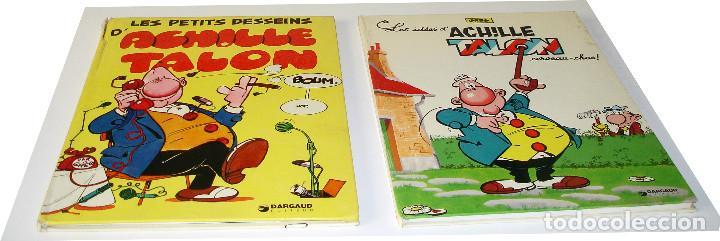 Cómics: EN FRANCÉS - 9 VOLS. COLECCIÓN DARGAUD - ACHILLE TALON - (1965-1976) - GREG - Foto 4 - 72871263