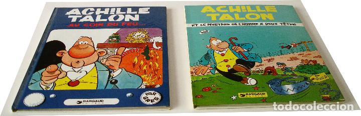 Cómics: EN FRANCÉS - 9 VOLS. COLECCIÓN DARGAUD - ACHILLE TALON - (1965-1976) - GREG - Foto 5 - 72871263