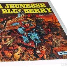 EN FRANCÉS - LIEUTENANT BLUEBERRY - DARGAUD - 5 TOMOS - desde 1973 hasta 1975