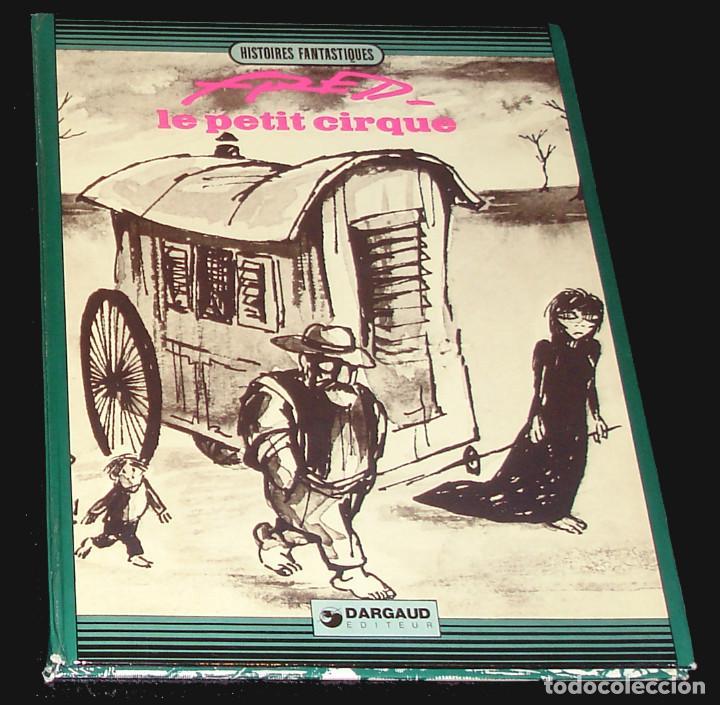 EN FRANCÉS - 7 VOLS. - COLECCIÓN HISTOIRES FANTASTIQUES - DE DARGAUD - (1973-1975) (Tebeos y Comics - Comics Lengua Extranjera - Comics Europeos)