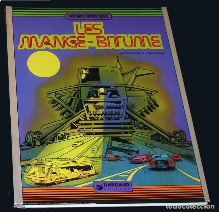 Cómics: EN FRANCÉS - 7 VOLS. - COLECCIÓN HISTOIRES FANTASTIQUES - DE DARGAUD - (1973-1975) - Foto 3 - 73363399
