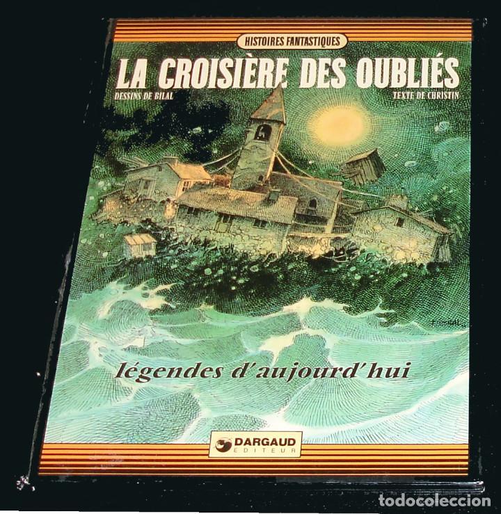 Cómics: EN FRANCÉS - 7 VOLS. - COLECCIÓN HISTOIRES FANTASTIQUES - DE DARGAUD - (1973-1975) - Foto 5 - 73363399