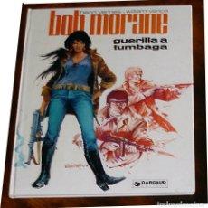 Cómics: [FRANCÉS] BOB MORANE - DARGAUD - 8 TOMOS - MUY BUEN ESTADO - FORTON - VANCE - DESDE 1968 HASTA 1984. Lote 73450083