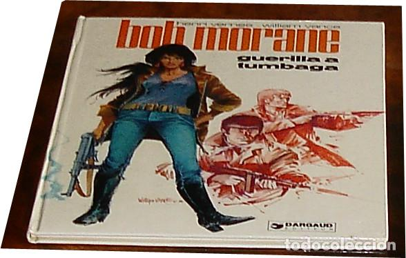 Cómics: [FRANCÉS] Bob Morane - DARGAUD - 8 TOMOS - muy buen estado - Forton - Vance - desde 1968 hasta 1984 - Foto 2 - 73450083