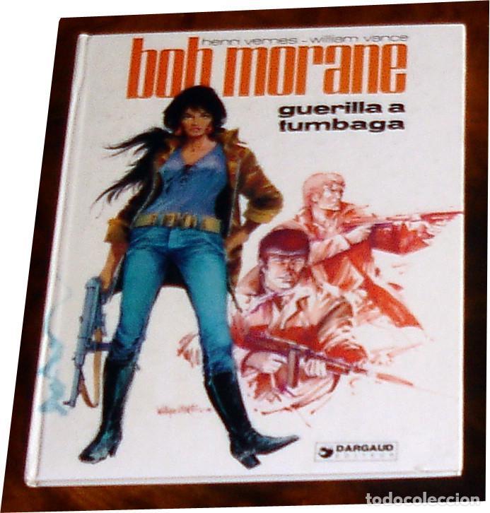 Cómics: [FRANCÉS] Bob Morane - DARGAUD - 8 TOMOS - muy buen estado - Forton - Vance - desde 1968 hasta 1984 - Foto 4 - 73450083