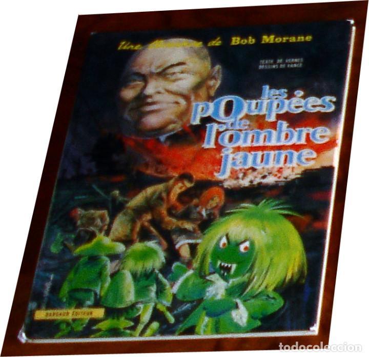 Cómics: [FRANCÉS] Bob Morane - DARGAUD - 8 TOMOS - muy buen estado - Forton - Vance - desde 1968 hasta 1984 - Foto 7 - 73450083