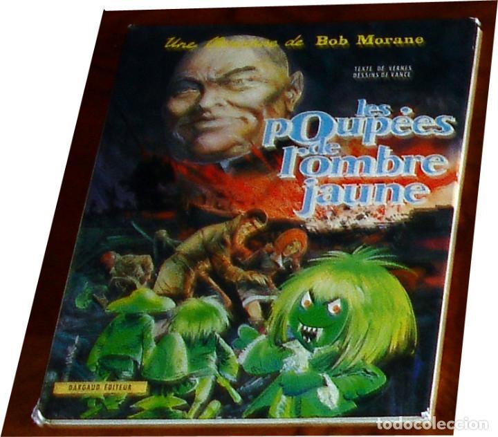 Cómics: [FRANCÉS] Bob Morane - DARGAUD - 8 TOMOS - muy buen estado - Forton - Vance - desde 1968 hasta 1984 - Foto 8 - 73450083