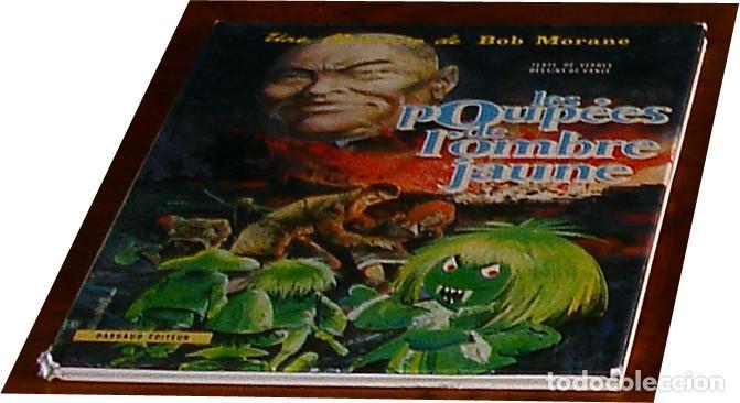 Cómics: [FRANCÉS] Bob Morane - DARGAUD - 8 TOMOS - muy buen estado - Forton - Vance - desde 1968 hasta 1984 - Foto 10 - 73450083