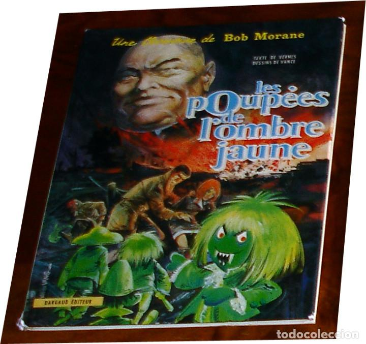 Cómics: [FRANCÉS] Bob Morane - DARGAUD - 8 TOMOS - muy buen estado - Forton - Vance - desde 1968 hasta 1984 - Foto 11 - 73450083