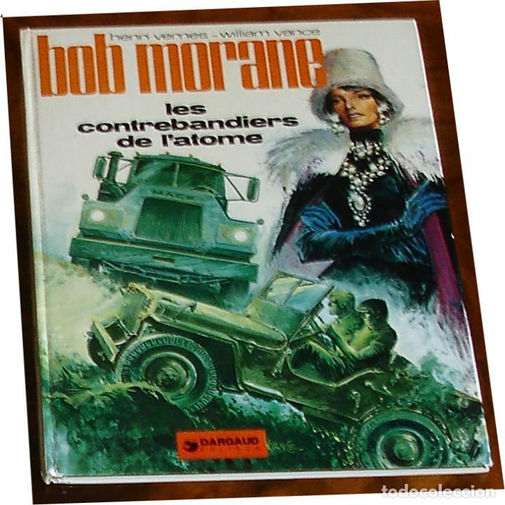 Cómics: [FRANCÉS] Bob Morane - DARGAUD - 8 TOMOS - muy buen estado - Forton - Vance - desde 1968 hasta 1984 - Foto 13 - 73450083